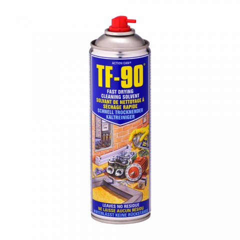 Fast Drying Cleaning Solvent & Degreaser
