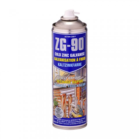 Cold Zinc Galvanising Paint