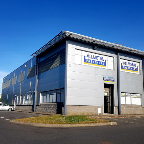 All Metal Fasteners Building