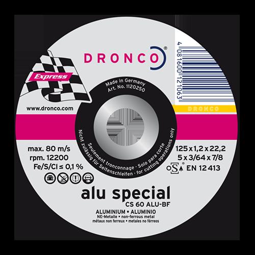alu cutting discs