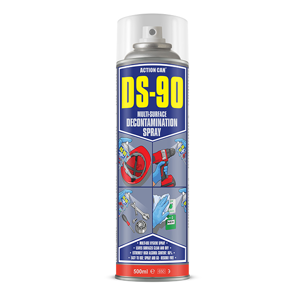 DS-90 Multi-surface Decontamination Spray