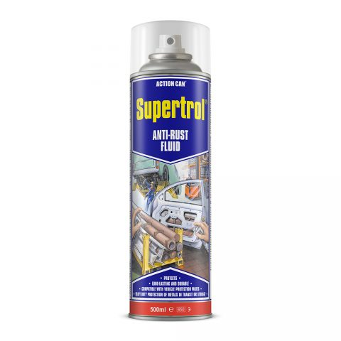 Supertrol Anti Rust Fluid